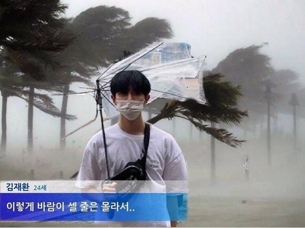 """Góc quá đáng thực sự: cựu thành viên Wanna One đăng hình đi chơi ngày mưa bão, fan chế ảnh cho anh """"catwalk"""" khắp thế giới luôn! - Ảnh 10."""