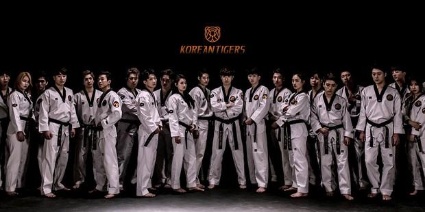 Nhóm nhảy đình đám K-Tigers bất ngờ upgrade thành nhóm nhạc thần tượng, thế này thì antifan nào dám đụng đến! - Ảnh 2.
