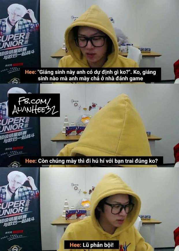 The Holy Kingdom Heechul has finally found a rival in the behavior: It turned out to be the male male Cbiz! - Photo 12.