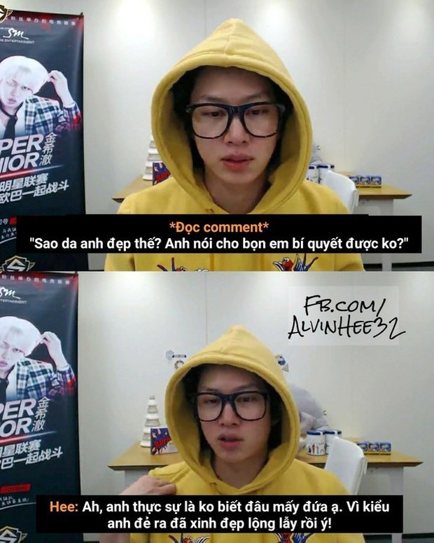The Holy Kingdom Heechul has finally found a rival in the behavior: It turned out to be the male male Cbiz! - Photo 4.