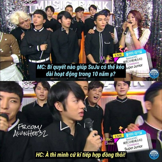 The Holy Kingdom Heechul has finally found a rival in the behavior: It turned out to be the male male Cbiz! - Photo 6.