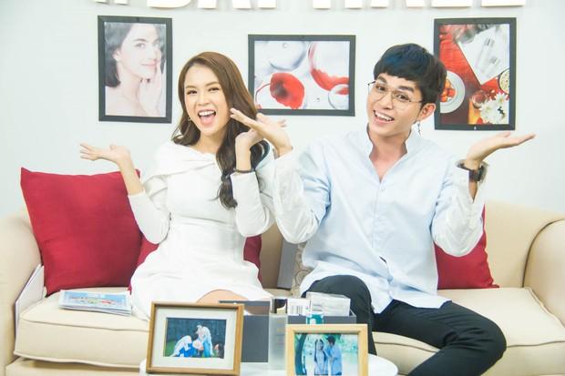 Da vừa đẹp tóc lại cá tính, Jun Phạm đích thị là khách mời ấn tượng của Da Pha Lê rồi! - Ảnh 1.