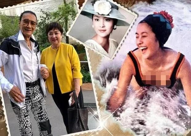 Tình yêu tuổi hoàng hôn: Bố Tạ Đình Phong 82 tuổi theo đuổi vợ cũ U75 sau thời gian dài yêu mỹ nhân đáng tuổi cháu - Ảnh 3.
