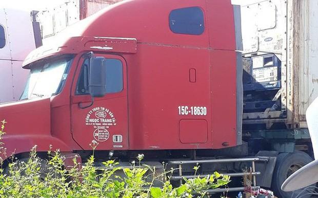 Phát hiện tài xế xe container tử vong trong cabin ở cửa khẩu giáp Trung Quốc - Ảnh 1.
