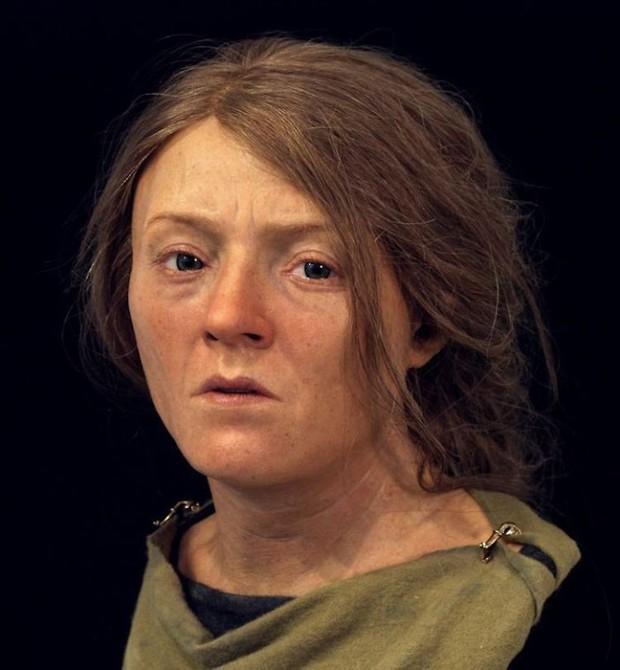 Nhà khảo cổ học điêu khắc gương mặt của người thật sống hàng nghìn năm về trước, đẹp từng milimet khiến nhiều người bị lừa - Ảnh 11.