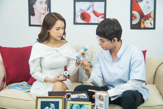 Da vừa đẹp tóc lại cá tính, Jun Phạm đích thị là khách mời ấn tượng của Da Pha Lê rồi! - Ảnh 3.
