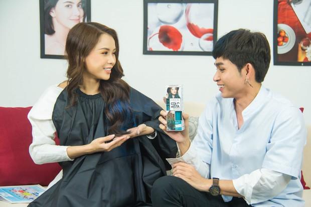 Da vừa đẹp tóc lại cá tính, Jun Phạm đích thị là khách mời ấn tượng của Da Pha Lê rồi! - Ảnh 4.