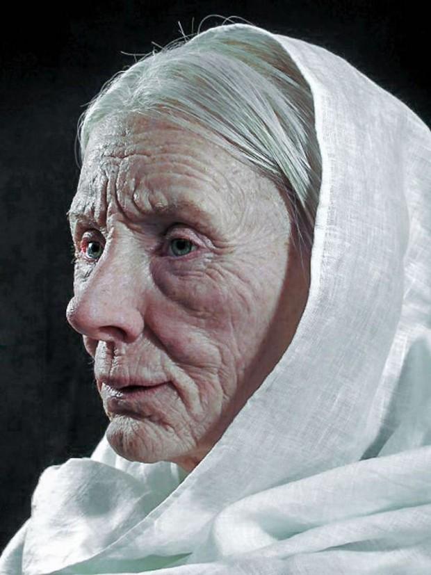 Nhà khảo cổ học điêu khắc gương mặt của người thật sống hàng nghìn năm về trước, đẹp từng milimet khiến nhiều người bị lừa - Ảnh 4.