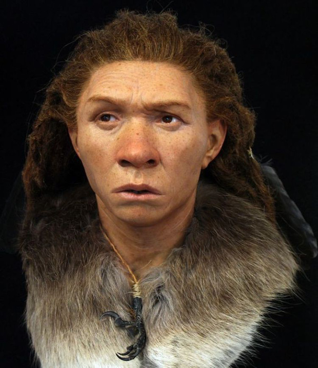 Nhà khảo cổ học điêu khắc gương mặt của người thật sống hàng nghìn năm về trước, đẹp từng milimet khiến nhiều người bị lừa - Ảnh 8.