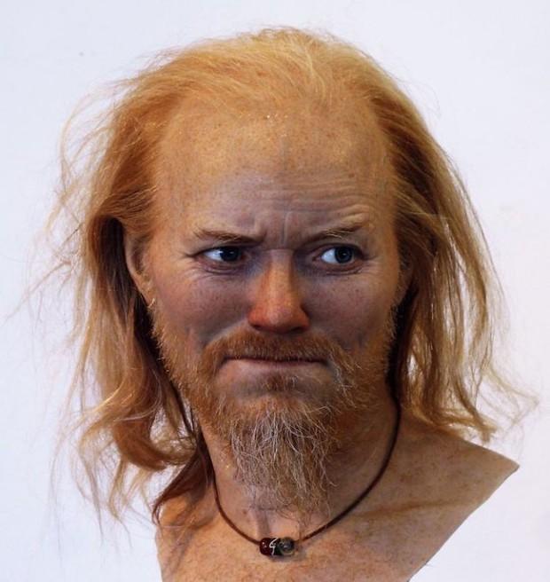 Nhà khảo cổ học điêu khắc gương mặt của người thật sống hàng nghìn năm về trước, đẹp từng milimet khiến nhiều người bị lừa - Ảnh 9.
