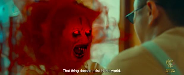 Chán chọc ma, Huỳnh Lập chuyển sang cà khịa cả quỷ trong teaser Pháp Sư Mù - Ảnh 1.