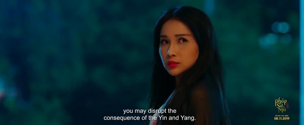 Chán chọc ma, Huỳnh Lập chuyển sang cà khịa cả quỷ trong teaser Pháp Sư Mù - Ảnh 2.