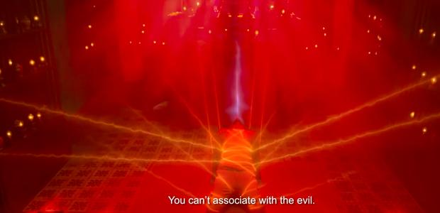 Chán chọc ma, Huỳnh Lập chuyển sang cà khịa cả quỷ trong teaser Pháp Sư Mù - Ảnh 3.
