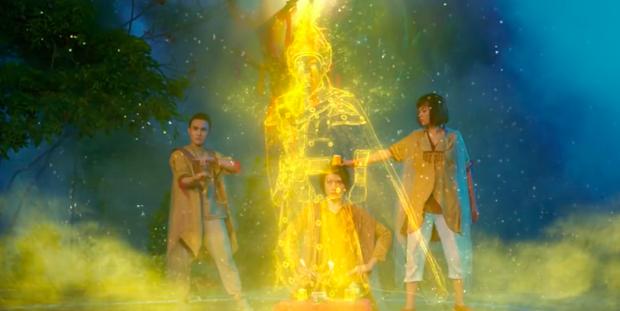 Chán chọc ma, Huỳnh Lập chuyển sang cà khịa cả quỷ trong teaser Pháp Sư Mù - Ảnh 6.