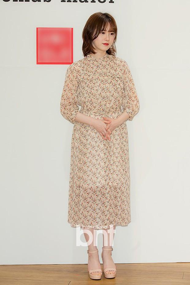 Chi tiết phần bụng lùm lùm của Goo Hye Sun gây xôn xao giữa bão ly hôn: Tăng cân hay đã mang thai? - Ảnh 3.