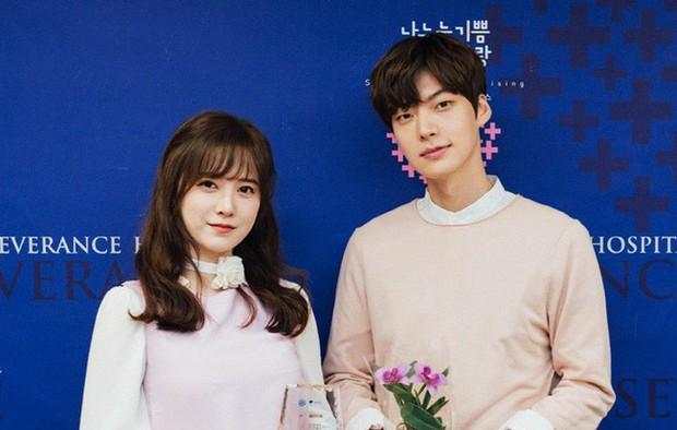 Phim mới của chồng trẻ quốc dân Ahn Jae Hyun có nguy cơ bể kèo vì scandal ly hôn với Goo Hye Sun? - Ảnh 1.