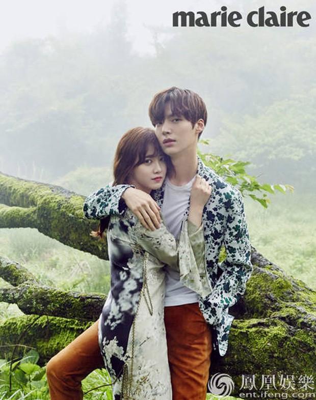 Chặng đường ly hôn gây tranh cãi của Goo Hye Sun - Ahn Jae Hyun: Yêu nhanh, cưới vội, kết thúc bằng tin nhắn gây chấn động - Ảnh 10.