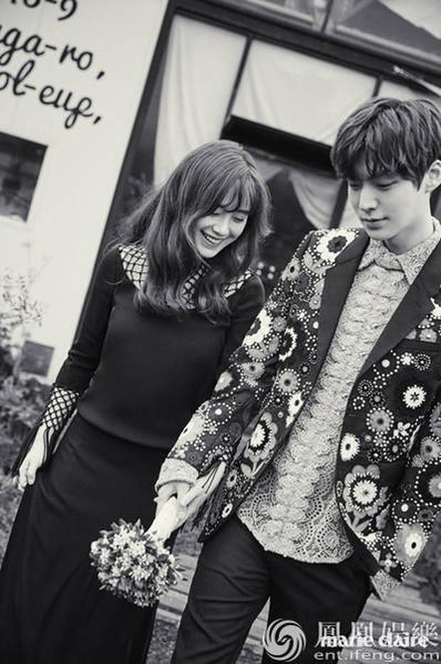 Chặng đường ly hôn gây tranh cãi của Goo Hye Sun - Ahn Jae Hyun: Yêu nhanh, cưới vội, kết thúc bằng tin nhắn gây chấn động - Ảnh 12.