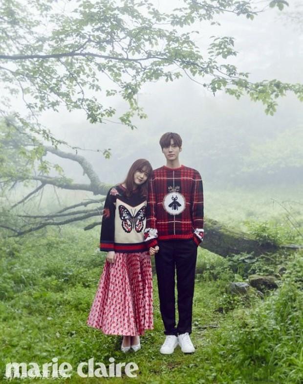 Chặng đường ly hôn gây tranh cãi của Goo Hye Sun - Ahn Jae Hyun: Yêu nhanh, cưới vội, kết thúc bằng tin nhắn gây chấn động - Ảnh 13.