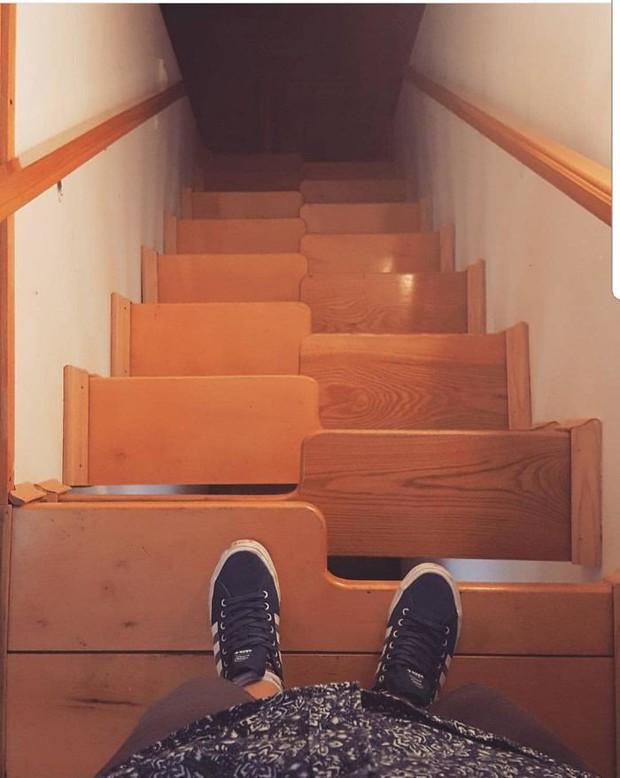 Những chiếc cầu thang sai trái nhất hành tinh, khuyên bạn đừng bao giờ thử nếu như không muốn gặp nguy hiểm - Ảnh 10.