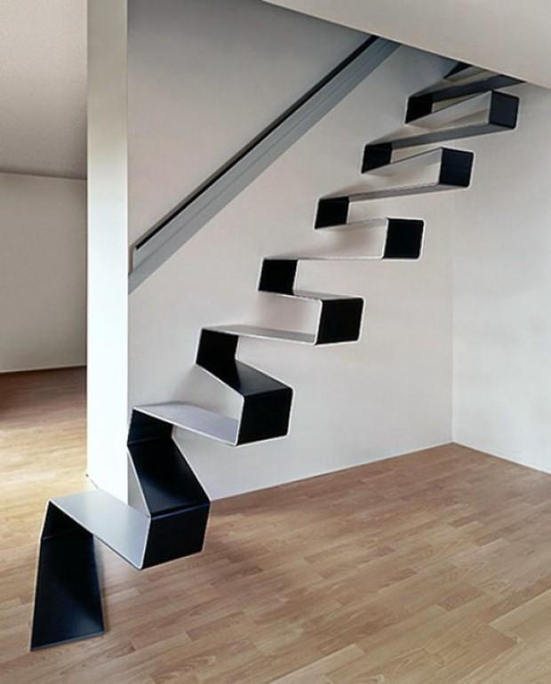 Những chiếc cầu thang sai trái nhất hành tinh, khuyên bạn đừng bao giờ thử nếu như không muốn gặp nguy hiểm - Ảnh 5.