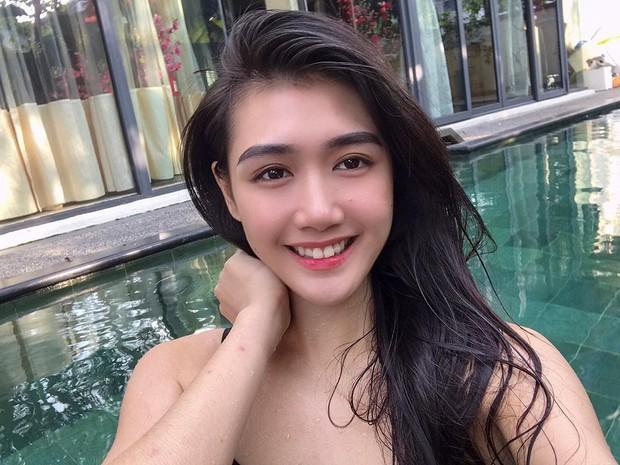 Nữ hộ sĩ xinh đẹp nhất Malaysia: Body cực phẩm, từng làm tiếp viên hàng không - Ảnh 2.