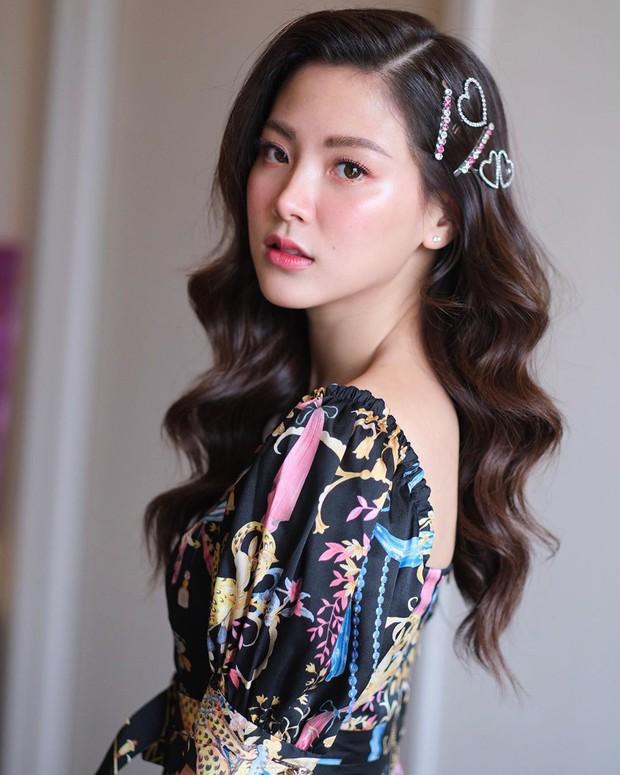 Tham dự fan meeting, mỹ nhân Chiếc lá bay Baifern đốn tim fan với ngoại hình công chúa kẹo ngọt xinh đẹp xuất sắc - Ảnh 1.