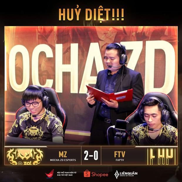 Khiên tỏa sáng giúp ZD Esports thắng dễ trước FAPTV, siêu kinh điển của Liên Quân Mobile Việt được tái hiện! - Ảnh 2.