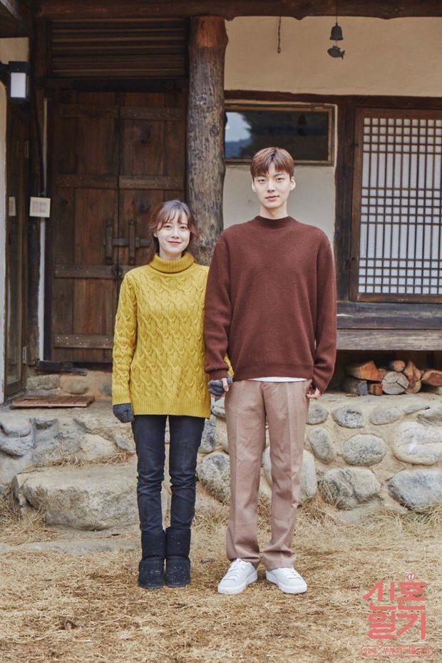 Vợ chồng Goo Hye Sun – Ahn Jae Hyun trên show thực tế riêng: Khi ngôn tình chỉ còn là quá khứ đầy tiếc nuối - Ảnh 8.
