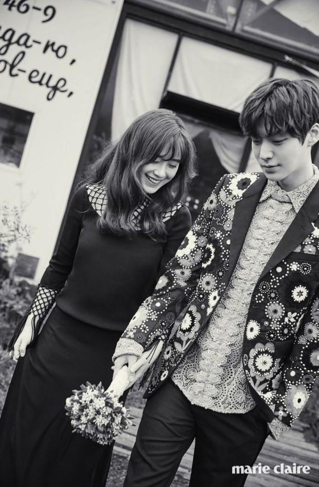 Vợ chồng Goo Hye Sun – Ahn Jae Hyun trên show thực tế riêng: Khi ngôn tình chỉ còn là quá khứ đầy tiếc nuối - Ảnh 12.