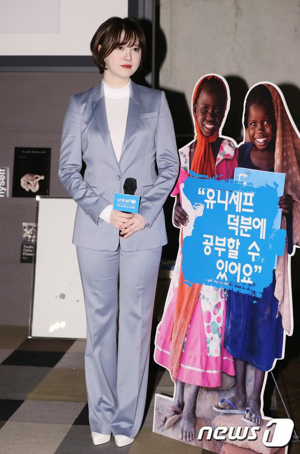 Chi tiết phần bụng lùm lùm của Goo Hye Sun gây xôn xao giữa bão ly hôn: Tăng cân hay đã mang thai? - Ảnh 5.