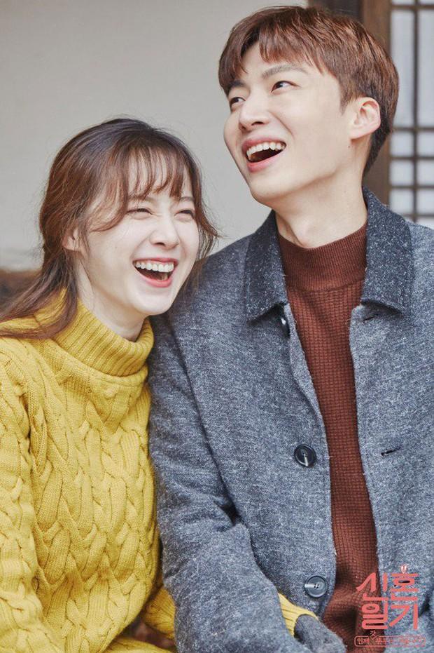 Như một cú lừa: Mới 2 ngày trước Goo Hye Sun còn kể chuyện nụ hôn đầu với Ahn Jae Hyun, nay đã chuẩn bị ly hôn? - Ảnh 2.