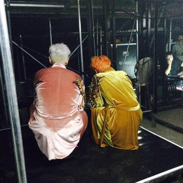 Stylist gây bão khi tung loạt ảnh chưa từng công bố của G-Dragon đúng sinh nhật: Thì ra ngoài đời là người thế này? - Ảnh 10.