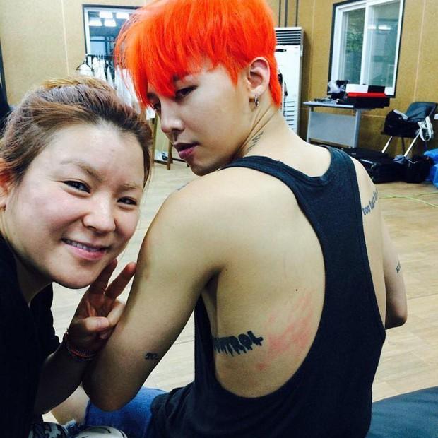 Stylist gây bão khi tung loạt ảnh chưa từng công bố của G-Dragon đúng sinh nhật: Thì ra ngoài đời là người thế này? - Ảnh 3.