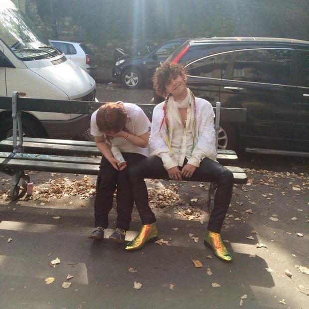 Stylist gây bão khi tung loạt ảnh chưa từng công bố của G-Dragon đúng sinh nhật: Thì ra ngoài đời là người thế này? - Ảnh 8.