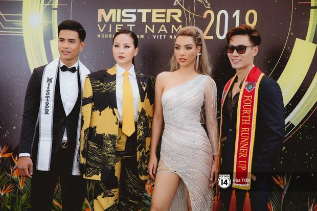 Trương Ngọc Ánh, Khánh Ngân mặc đồng điệu đọ sắc cùng dàn mỹ nhân, nam vương Vbiz tại sự kiện - Ảnh 10.