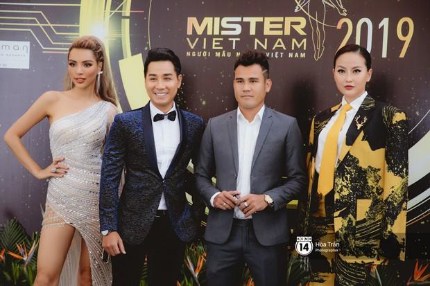 Trương Ngọc Ánh, Khánh Ngân mặc đồng điệu đọ sắc cùng dàn mỹ nhân, nam vương Vbiz tại sự kiện - Ảnh 8.