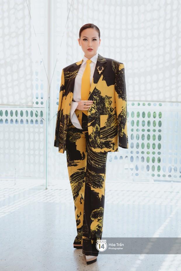 Trương Ngọc Ánh, Khánh Ngân mặc đồng điệu đọ sắc cùng dàn mỹ nhân, nam vương Vbiz tại sự kiện - Ảnh 3.