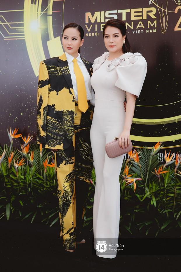 Trương Ngọc Ánh, Khánh Ngân mặc đồng điệu đọ sắc cùng dàn mỹ nhân, nam vương Vbiz tại sự kiện - Ảnh 9.