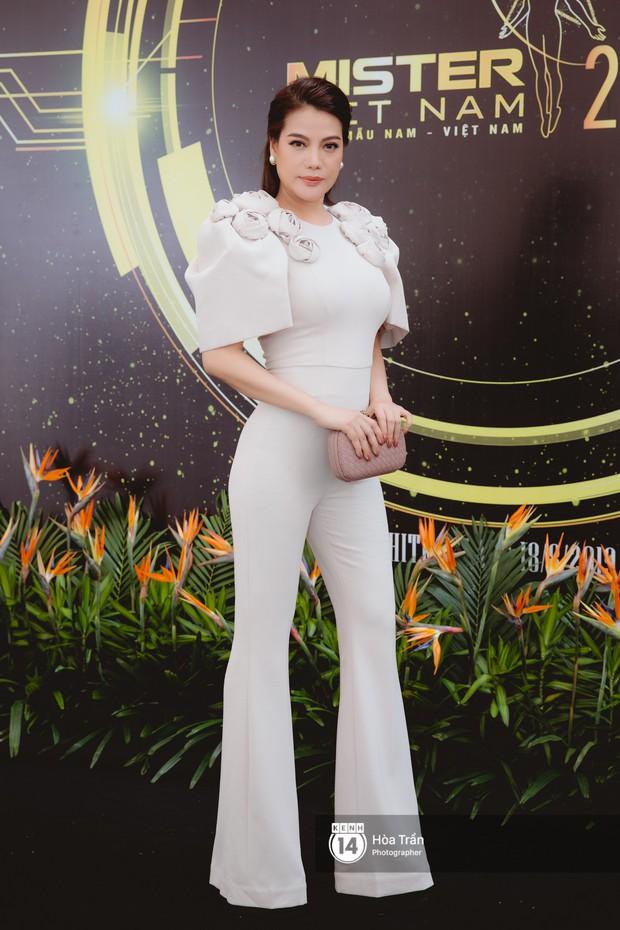 Trương Ngọc Ánh, Khánh Ngân mặc đồng điệu đọ sắc cùng dàn mỹ nhân, nam vương Vbiz tại sự kiện - Ảnh 1.