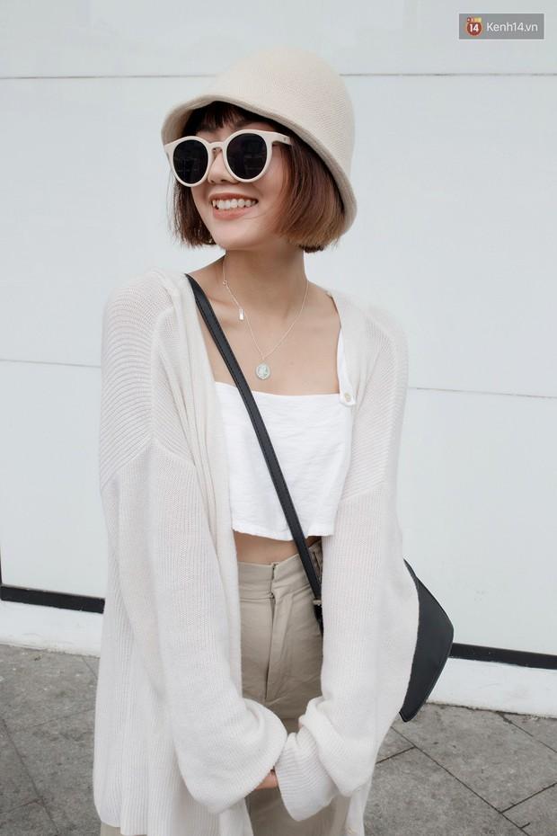 Street style giới trẻ Việt: các bạn trẻ sành mặc phô diễn đủ phong cách, từ chanh sả như tạp chí cho đến phá cách - Ảnh 10.