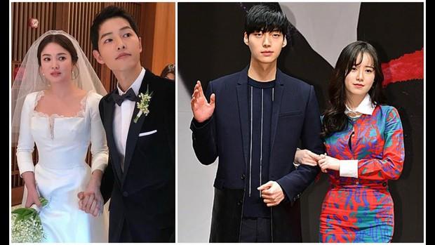 Thánh tiên tri đoán đúng về vụ ly hôn của Goo Hye Sun và cả Song Song từ năm 2017, thời gian ly hôn gây chú ý - Ảnh 2.