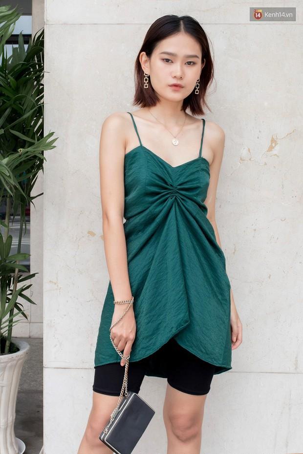 Street style giới trẻ Việt: các bạn trẻ sành mặc phô diễn đủ phong cách, từ chanh sả như tạp chí cho đến phá cách - Ảnh 4.