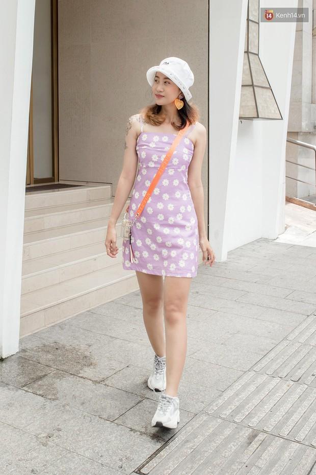 Street style giới trẻ Việt: các bạn trẻ sành mặc phô diễn đủ phong cách, từ chanh sả như tạp chí cho đến phá cách - Ảnh 11.