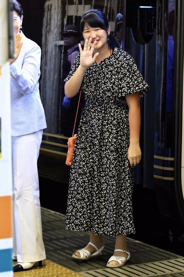 Công chúa Nhật Bản từng gây sốc với gương mặt hốc hác, thân hình da bọc xương cùng nguyên nhân gây tranh cãi - Ảnh 1.