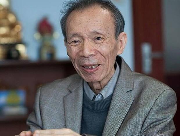 Cha đẻ của thần dược Berberin: Dược sĩ Phan Quốc Kinh qua đời - Ảnh 1.