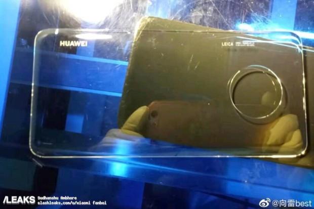 Huawei Mate 30 Pro lộ ảnh thực tế: Màn hình thác nước,cong cớn hơn cả smartphone Samsung - Ảnh 3.
