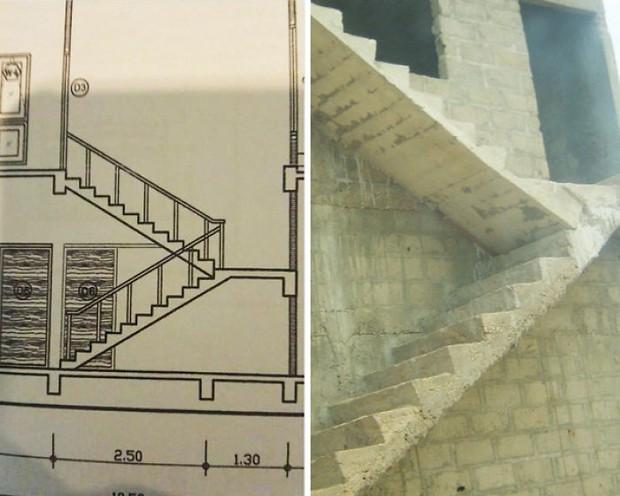 Những chiếc cầu thang sai trái nhất hành tinh, khuyên bạn đừng bao giờ thử nếu như không muốn gặp nguy hiểm - Ảnh 2.