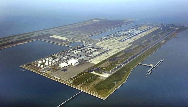 Cứ tưởng chỉ có ở trong phim, nhưng Nhật Bản thực sự có một siêu sân bay nổi trên mặt biển với số tiền đầu tư lên đến 20 tỷ đô - Ảnh 6.