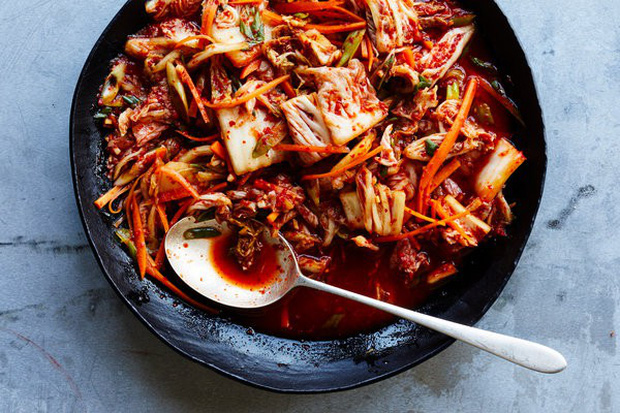 Hàn Quốc nổi tiếng ăn cay là vậy, nhưng xuất phát điểm lại... không hề ăn cay - Ảnh 1.